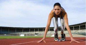 corre, entrenamiento, carrera