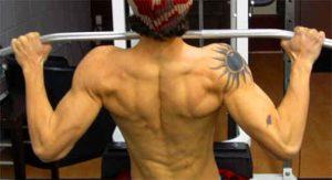 espalda alta, ejercicios, cuello