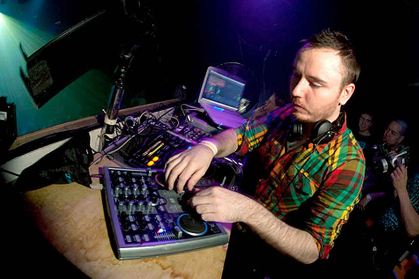 Duke Dumont, música house, in orbit