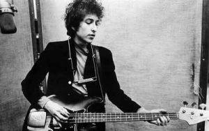 Bob Dylan, música, poesía