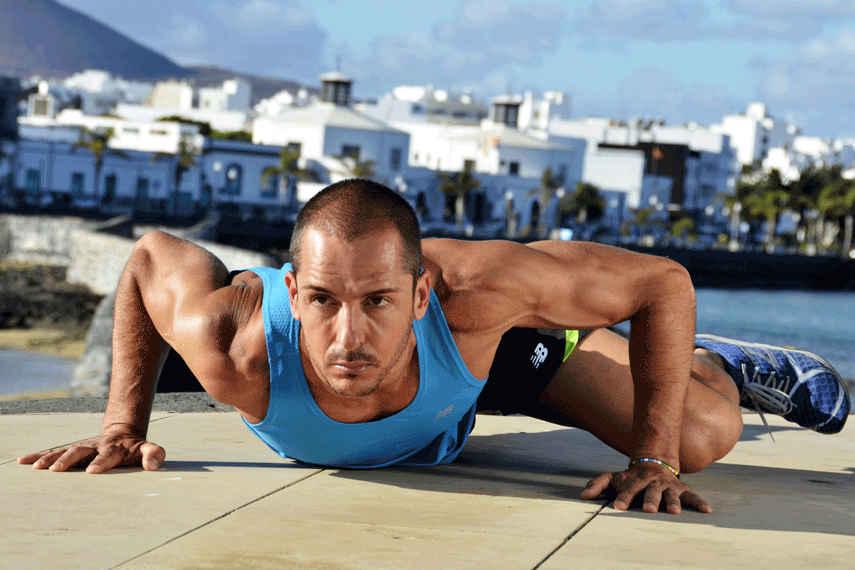 ejercicios, alta intensidad, calorías