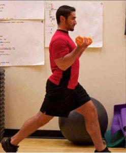 ejercicios, alta intensidad, desplantes con golpe