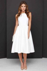 boda, vestir, vestido blanco