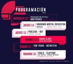 Bogotá, festival SOMA, música