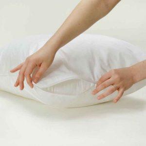 cuidados de la piel, almohada, funda de almohada