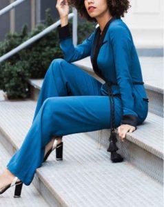 mujeres, estilo, tendencia de moda