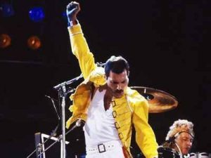 Freddy Mercury, Queen, tributo
