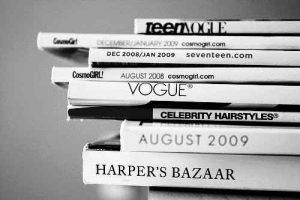 revistas de moda, vogue, moda