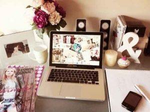 revistas de moda, blogs de moda