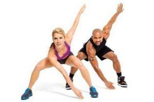 fuerte, rutinas de fuerza, flexibilidad