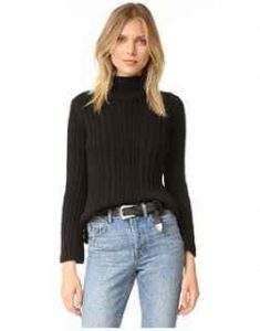 sweaters, invierno, cuello alto