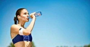 abs pack, ejercicios, agua
