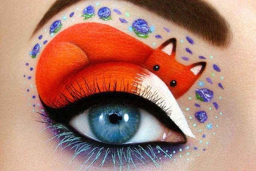 maquillaje de ojos, tendencias, tutorial de ojos