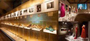 museos de moda, viajar, zapatos