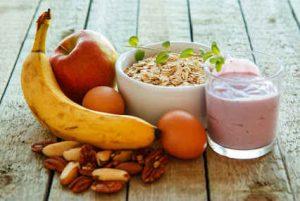 vientre plano, ejercicios, desayuno