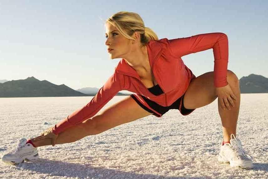 calentamiento, rutina de ejercicios, calentamiento básico