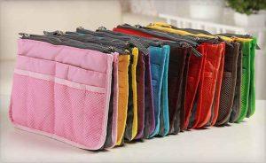 viajar, bolsas de nylon