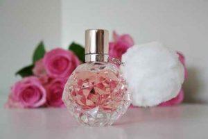 perfume favorito, ariana grande