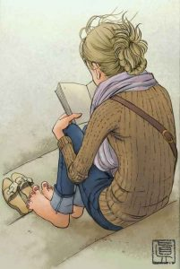 despertarse temprano, leer