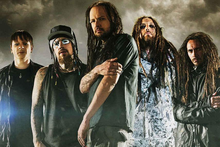 Korn, gira Latinoamérica 2017