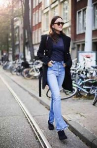 outfits noviembre, jeans