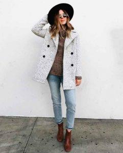 outfits noviembre, sombrero