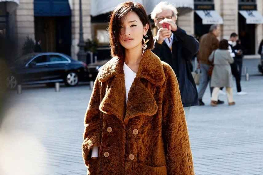 outfits noviembre, abrigos