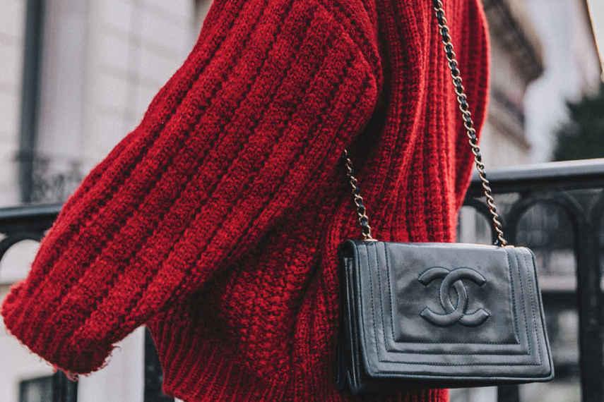 color rojo, tendencias otoño - invierno