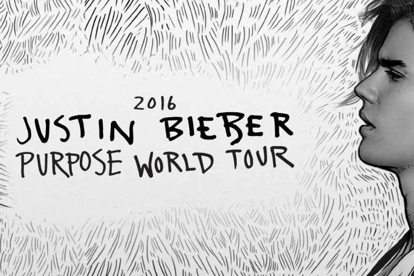 Justin Bieber, Purpose World Tour, Latinoamérica 2017