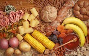 comer para hacer crossfit, alimentos con HC