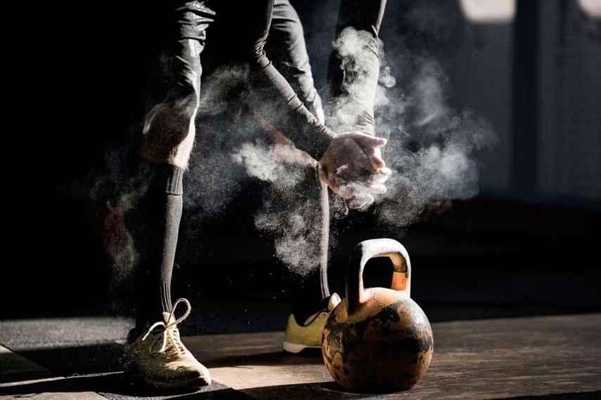 músculo, marcar y tonificar, rutinas de fuerza
