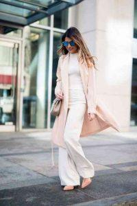 rosa pastel, tendencias invierno
