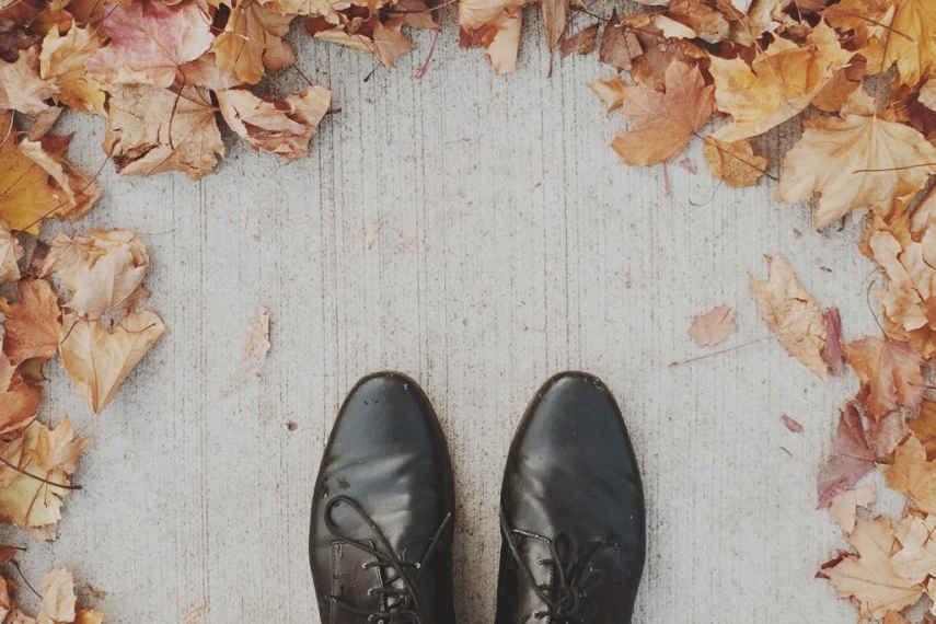 tendencias de zapatos, tendencias de otoño