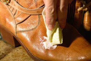 zapatos de cuero, cuidados del cuero