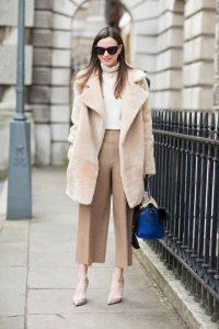 abrigos de peluche, outfits invierno
