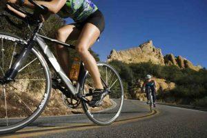actividades vacaciones, montar bicicleta