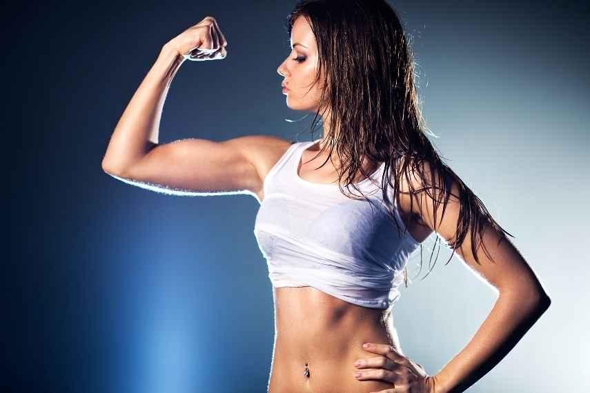 tonificar los brazos, ejercicios para brazos