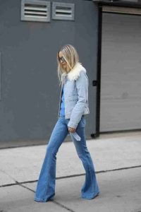 azul, outfits invierno
