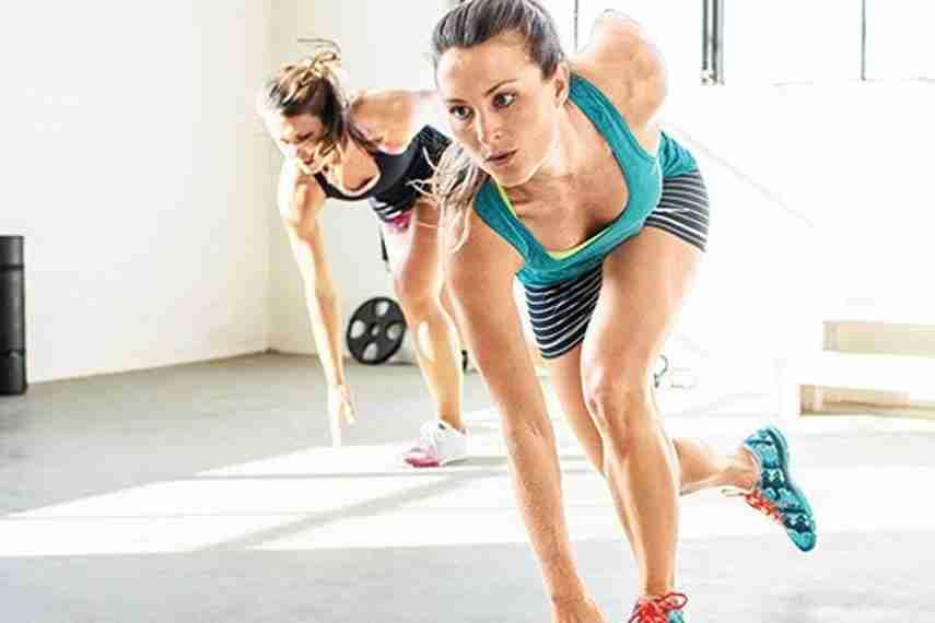 alta intensidad, ejercicios para quemar calorías