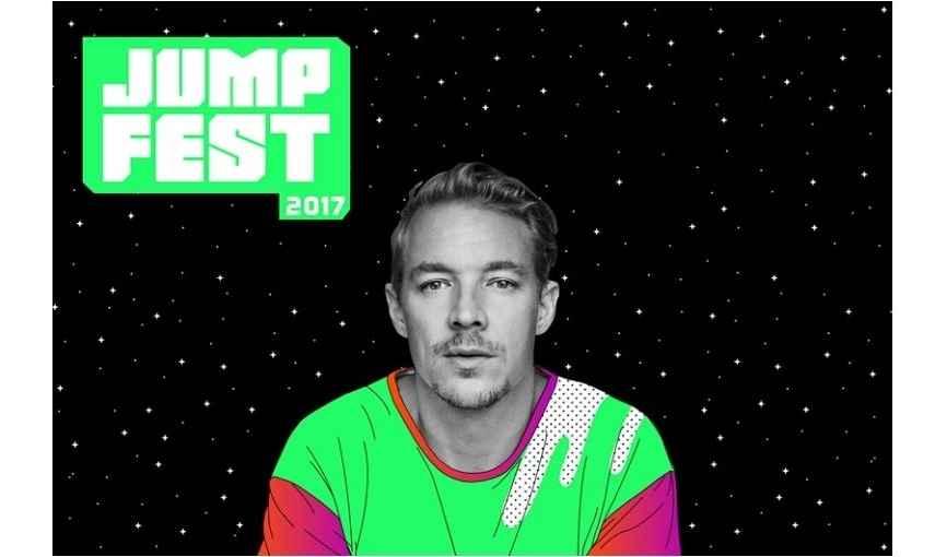 Jump Fest 2017, Diplo