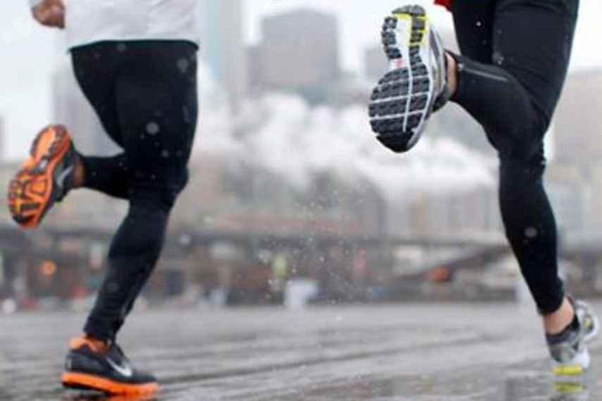 mantenerse en forma, ejercicio en invierno