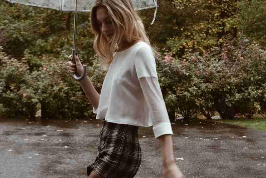 minifalda, outfits invierno
