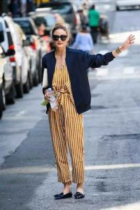 outfits Olivia Palermo, jumper