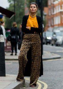 outfits, animal print