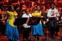 Pacífico, Orquesta Sinfónica Nacional de Colombia
