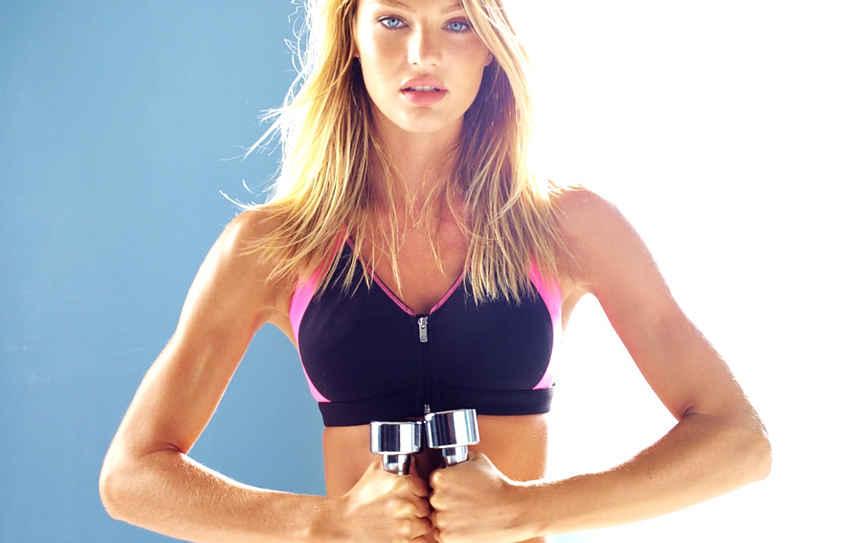 brazos y hombros, rutina de ejercicios