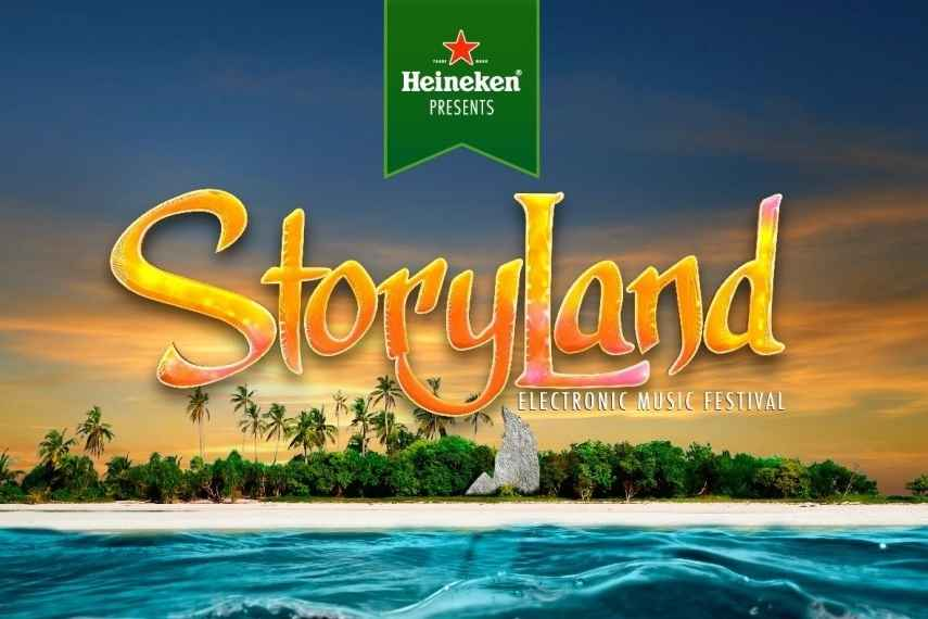 Storyland Electronic Music Festival 2017, Techno