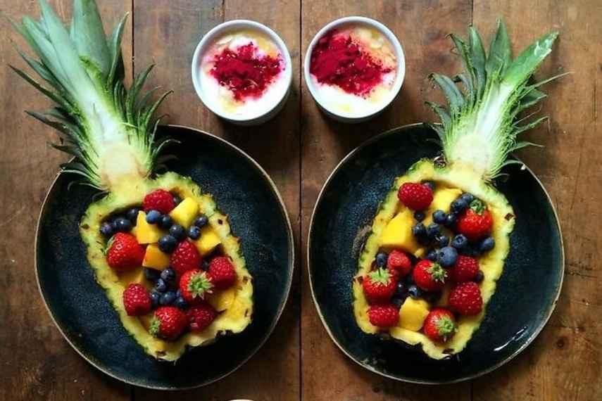 tiempo para desayunar, desayuno completo