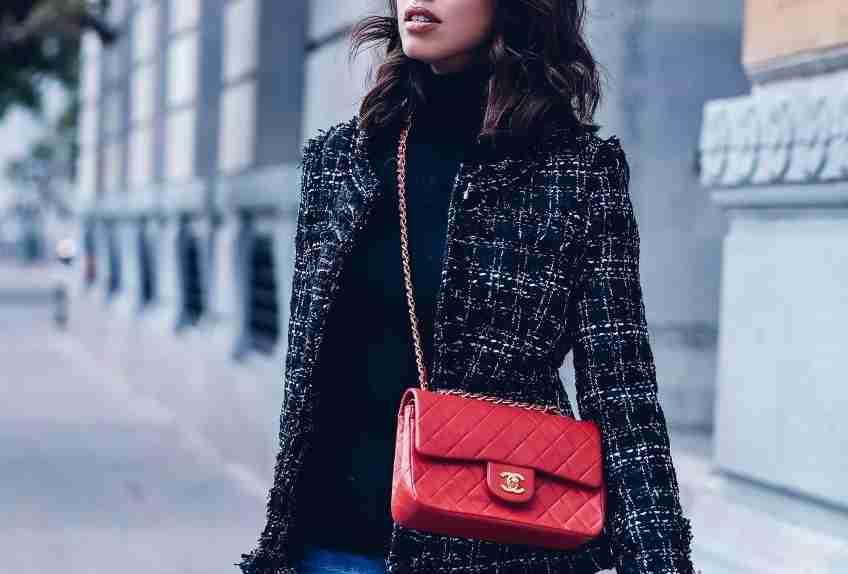 Tweed Jacket, Chanel