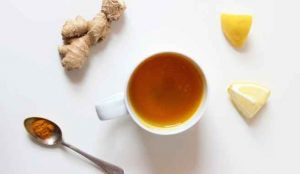 desintoxicar el cuerpo, té de cúrcuma